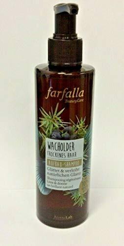 Farfalla Wacholder Aufbau Shampoo 200 ml für trockenes Haar