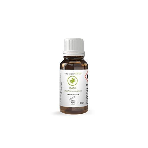 Anisöl - 10 ml - pimpinella anisum - 100% naturreines ätherisches Öl
