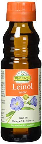 Rapunzel Leinöl nativ, 1er Pack (1 x 100 ml) - Bio