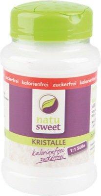 Natusweet Stevia Kristalle 1:1 Süße 400 g