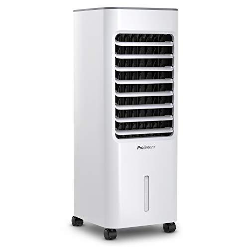 Pro Breeze™ 5 Liter Mobiler Luftkühler mit 4...