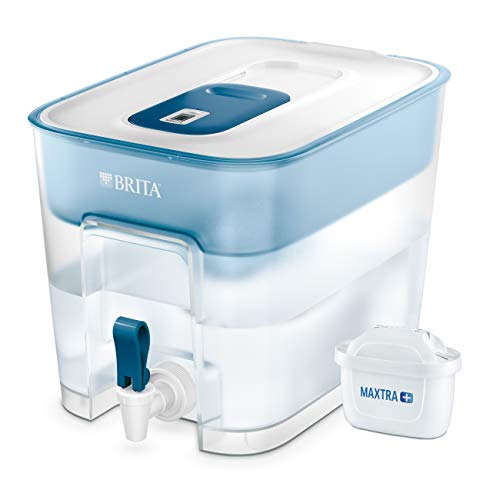 BRITA Wasserfilter Flow Tischwasserfilter