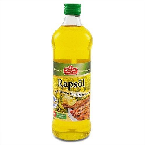 Kunella Rapsöl mit feinem Buttergeschmack (0,5 l)