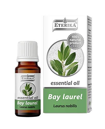 Eterika | Ätherisches Lorbeer-Öl – Laurus nobilis – 100% rein & natürlich, 10 ml