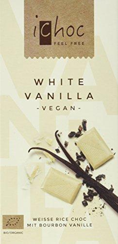 Vivani White Vanilla-Rice Choc (1 x 80 g)