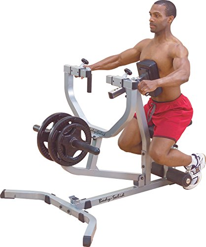 Body-Solid GSRM-40 Rudermaschine Rudergerät Rückentrainer sitzend/Seated Row Machine