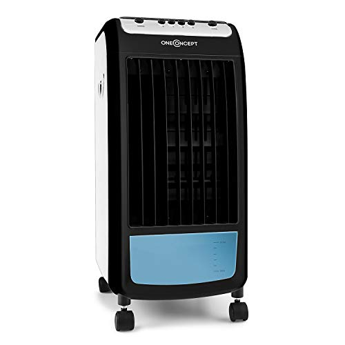 oneConcept Carribean Blue - Luftkühler mit...
