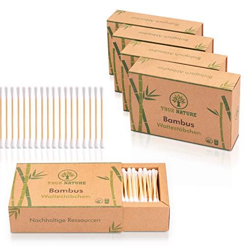 Zero Waste Bambus Wattestäbchen