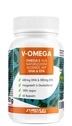 Veganes Omega 3