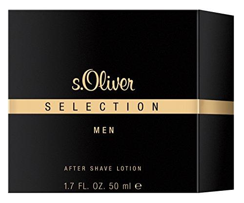 S.Oliver Selection Men homme/men, Aftershave Lotion, 1er Pack (1 x 50 g)