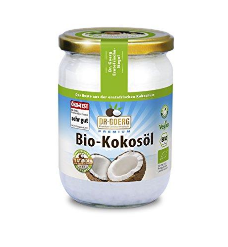 Dr. Goerg Premium Bio-Kokosöl - 500 ml