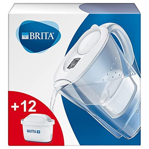 BRITA Tischwasserfilter Marella inklusive Filterkartuschen