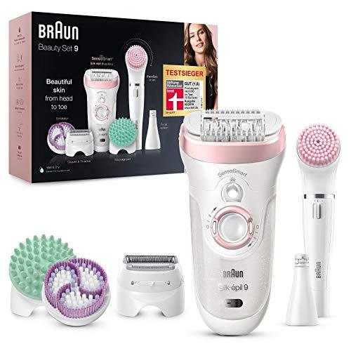 Braun Silk épil 9 Beauty Set Deluxe 995