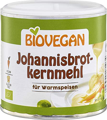Biovegan Bio Johannisbrotkernmehl BIO BindeFIX Warmspeisen (1 x 100 gr)