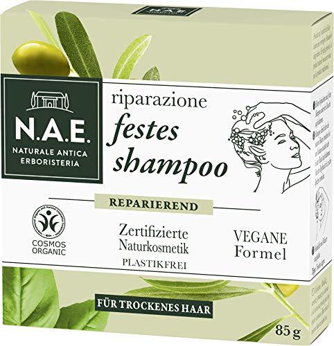 veganes Bio-Shampoo mit reparierenden Eigenschaften