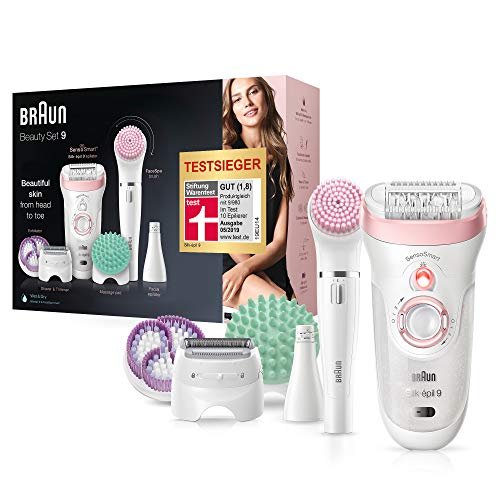 Braun Silk épil 9 Beauty Set Deluxe 995