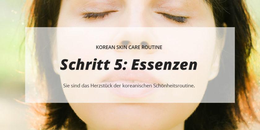 Sie sind das Herzstück der koreanischen Schönheitsroutine.