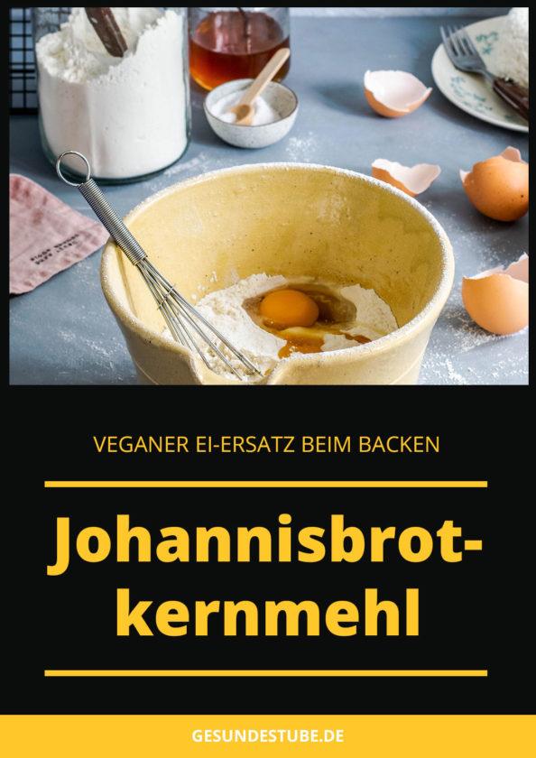 Veganer Ei-Ersatz beim Backen