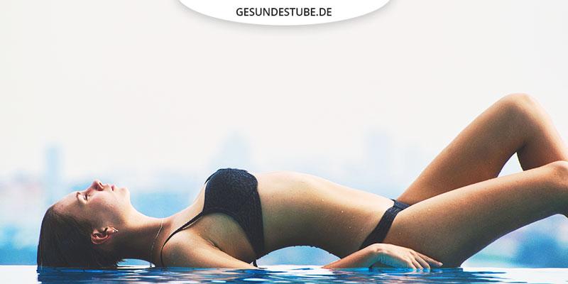 Ab an den Strand - Die Bikinizone ist Haarfrei.
