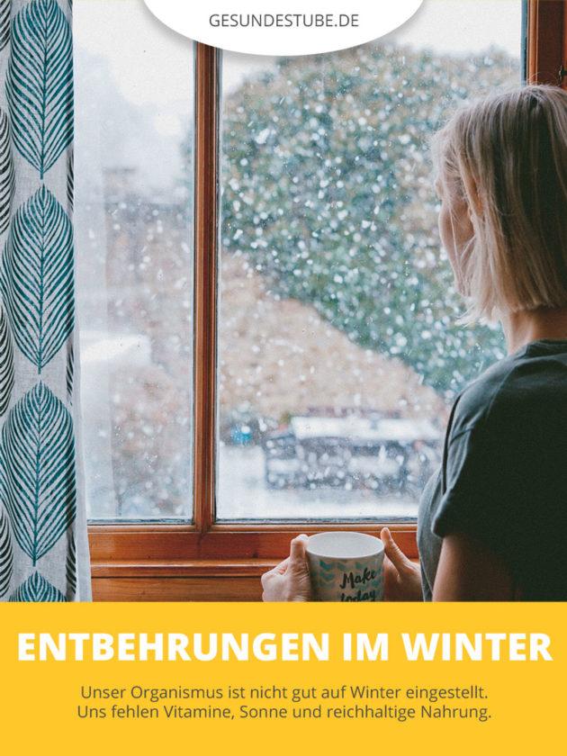 vielfältige Mangelerscheinungen im Winter