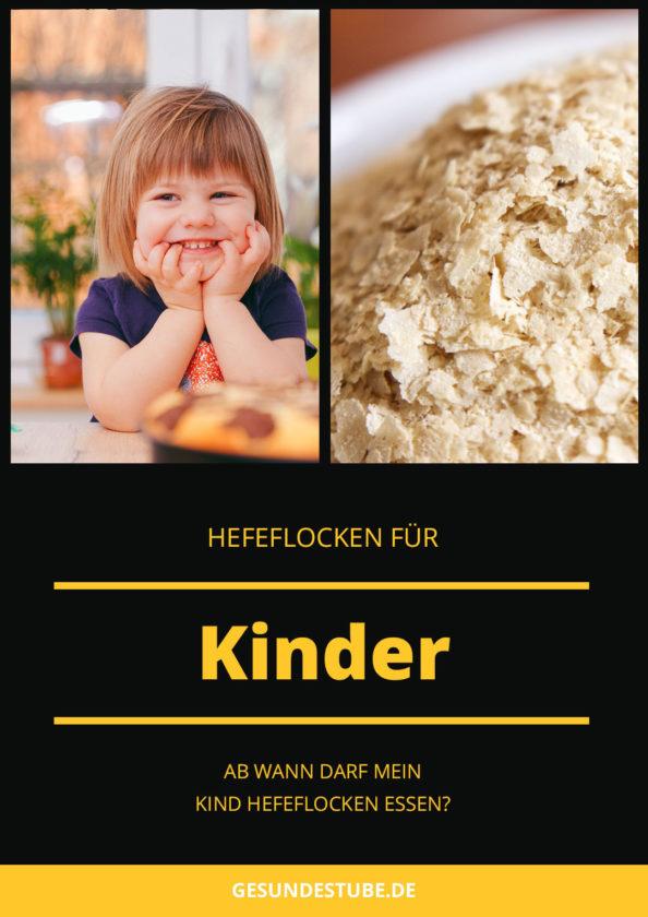 Kinderernährung mit Würzhefe
