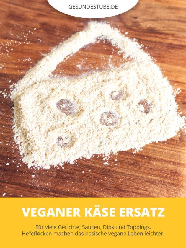 Veganer Käse-Ersatz!