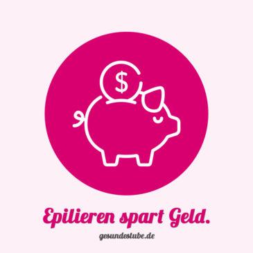 epilieren-spart-geld