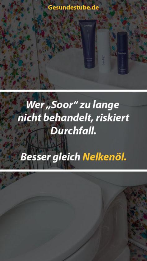 soor-verursacht-durchfall-nelkenöl-hilft