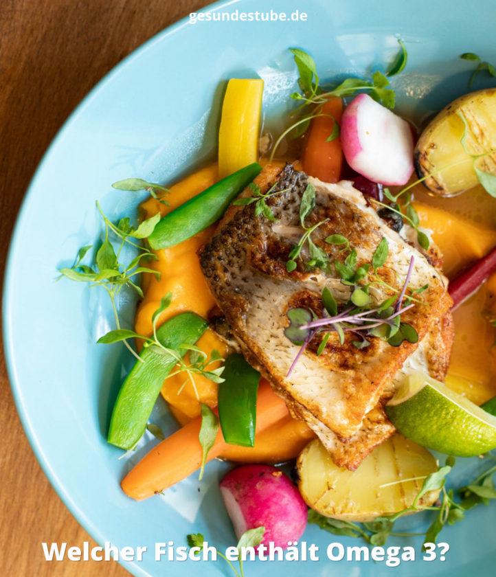Welchen Fisch du essen kannst, um deine Omega 3 Vorräte zu erhöhen, erfährst du in unserer Auflistung!