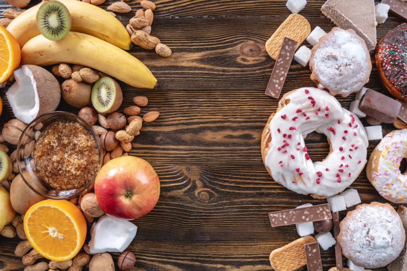 Intuitives essen kann nur funktionieren, wenn bei Heißhunger auf Süßes ausschließlich auf natürliche statt verarbeitete Produkte zurückgegriffen wird.